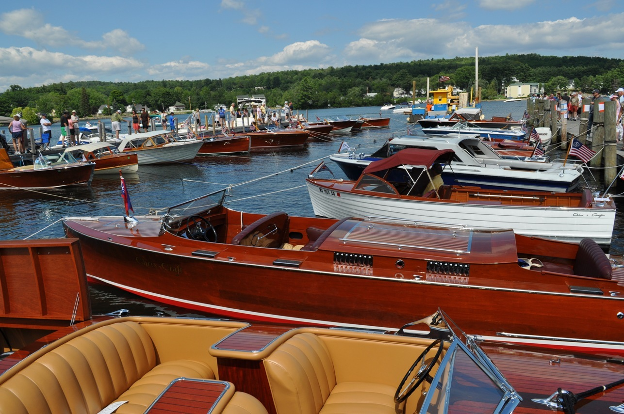 Antique Car And Boat Show Wolfeboro Nh