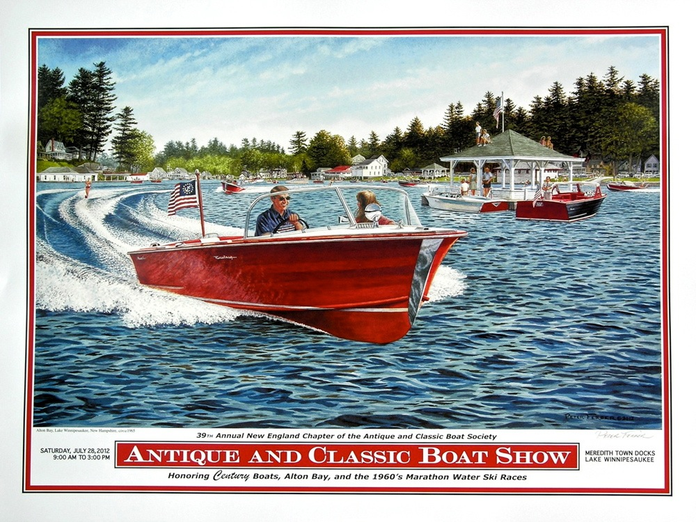 New England Chapter of the Antique and Classic Boat Society ...